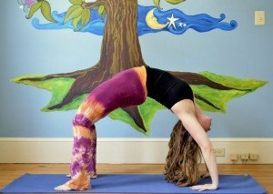 Yoga can help with back pain