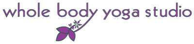 Whole Body Yoga Studio logo