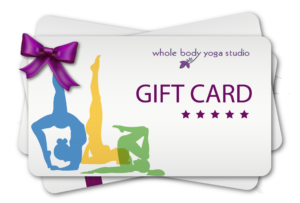 Yoga Gift Cards