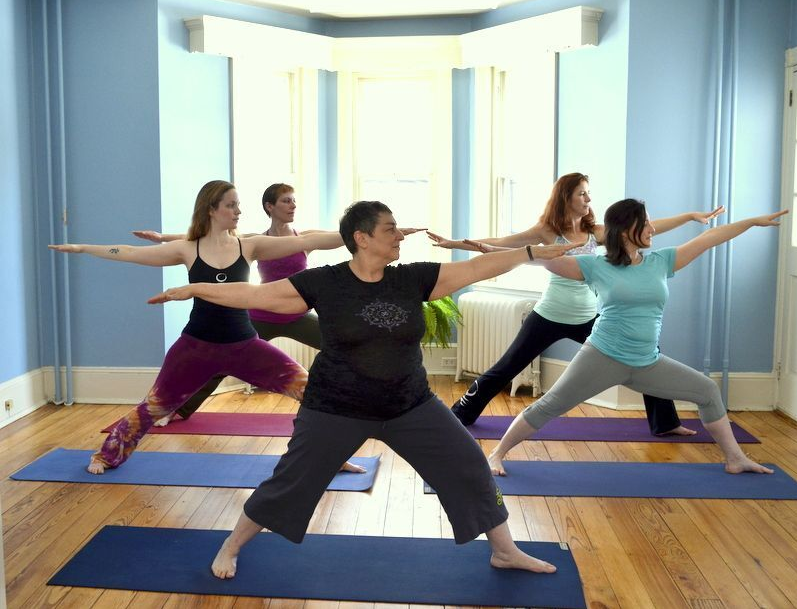 June 18 - July 23: Beginner Yoga 101 Series - Whole Body