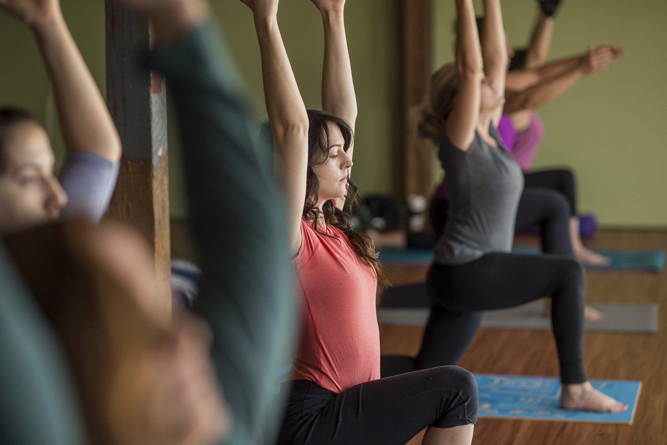 March 28: Beginner Yoga 101 Series – Whole Body Yoga Studio