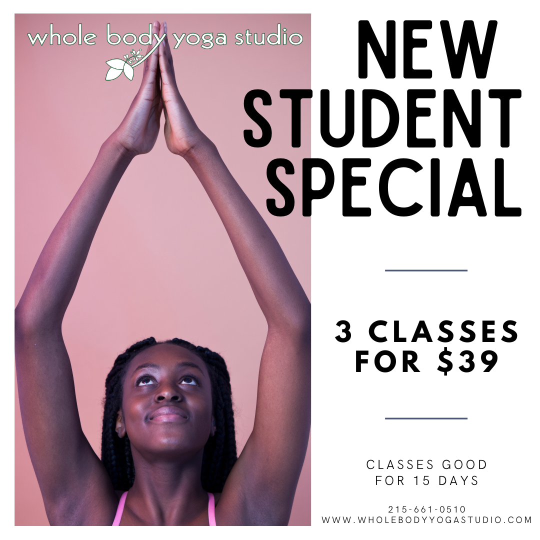 Special Offer for New Students